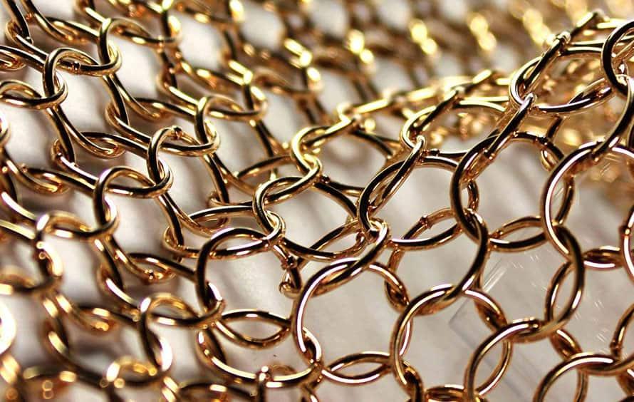alphamesh ring 12.0 Bronze