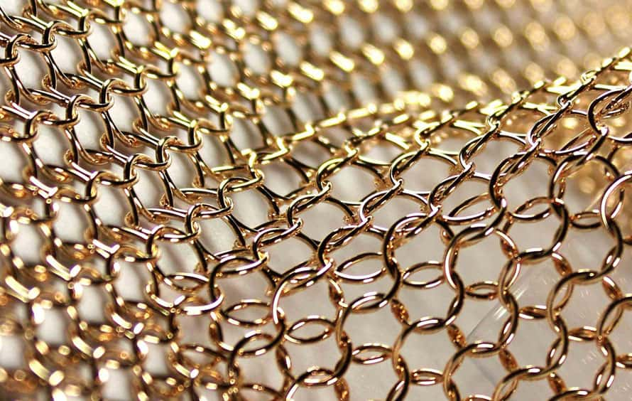 alphamesh ring 7.0 Bronze